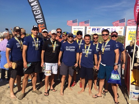 5.17 Reach the Beach Finish 2015